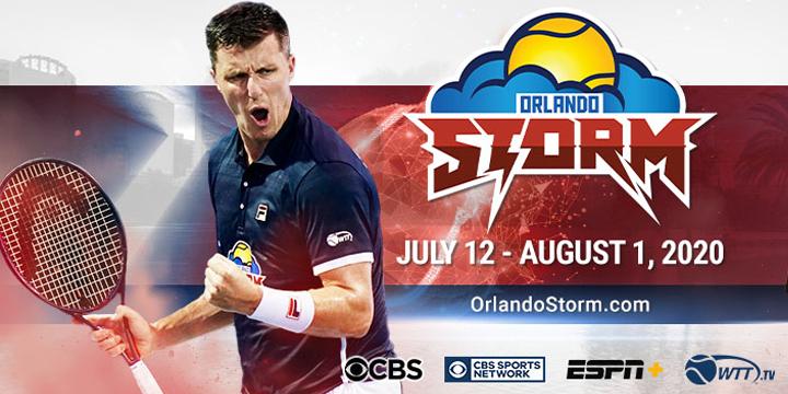 2020 Orlando Storm